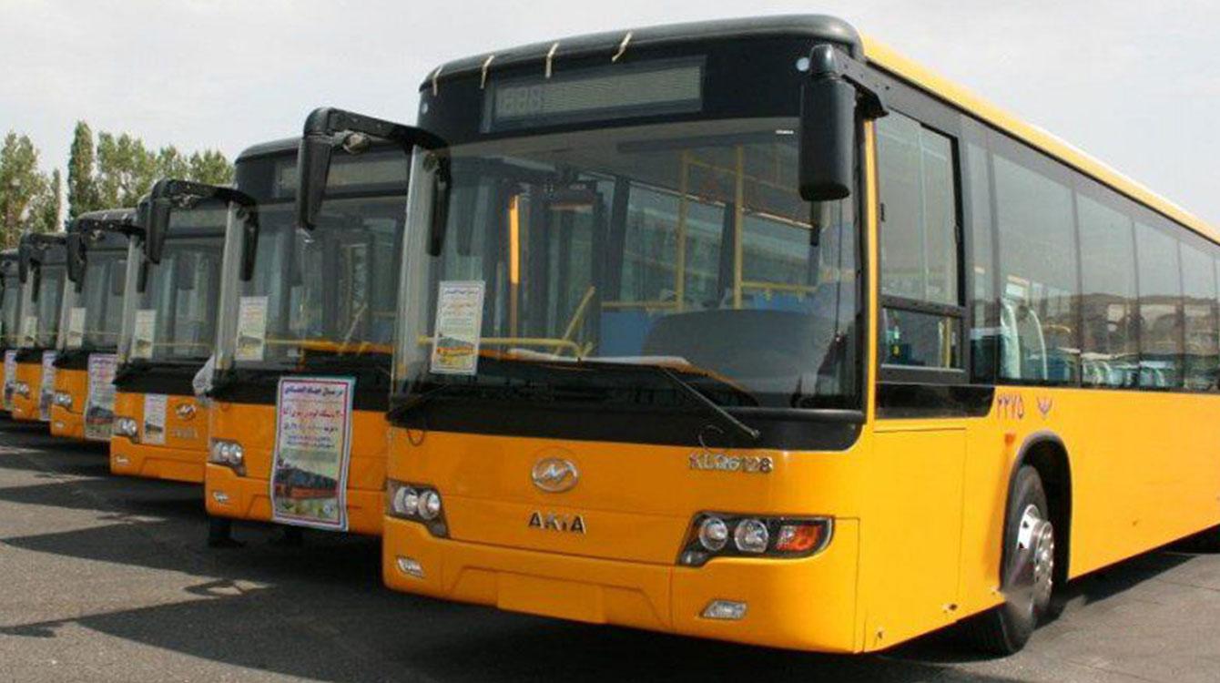 باتری مناسب اتوبوس شهری آکیا و هایگر زوندا