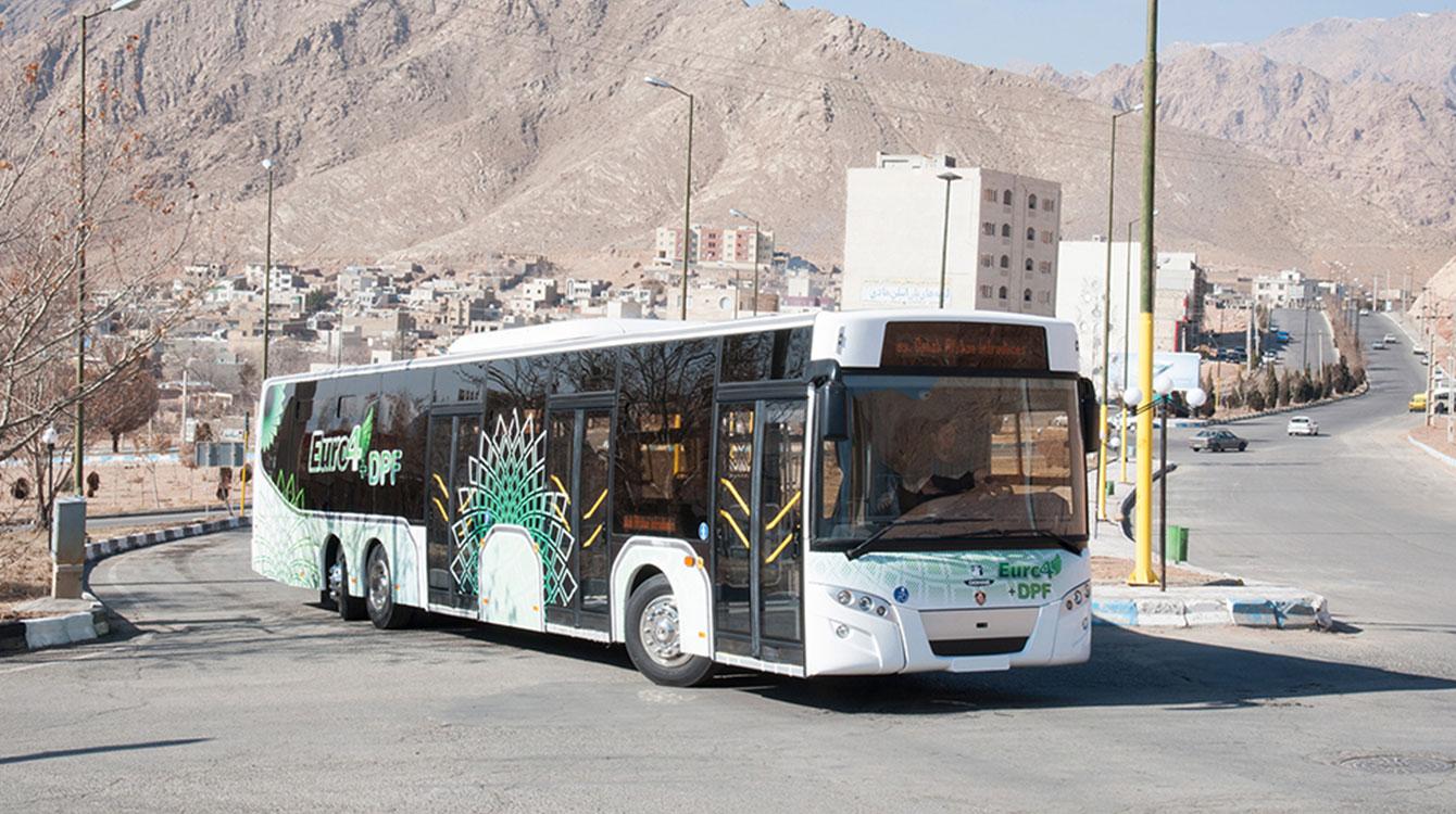 باتری مناسب اتوبوس شهری