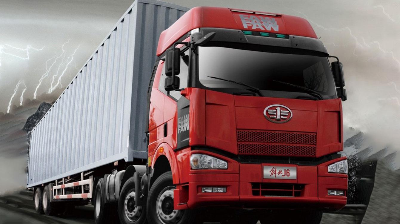 باتری مناسب کامیون فاو 26 تن J6، تایگر 8 تن و 6 تن