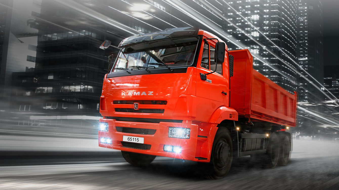 باتری مناسب کامیون کاماز 6520، 53605 و 5460