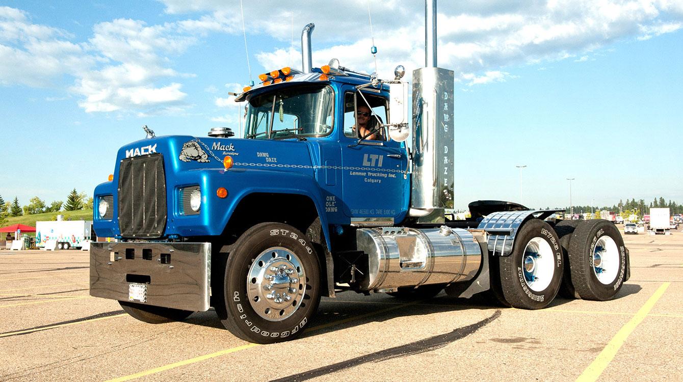 باتری مناسب کامیون ماک 600R